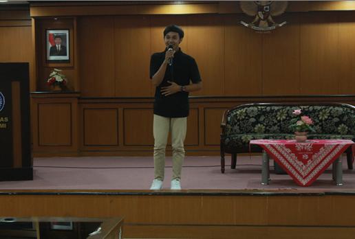 Pelatihan Public Speaking HMPE 2019